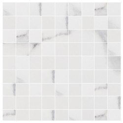 "COLORADO WHITE 1.5X1.5"" MOSAIC"