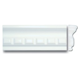 3X8 NA53 WHITE CORNICE DENTAL