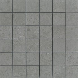 "GREENWICH GREY 2X2"" MOSAIC"
