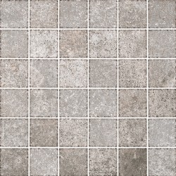 COTTE ANTRACITE 2X2 MOSAIC