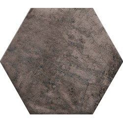 "ROYAL STONE COREY 10"" HEXAGON"