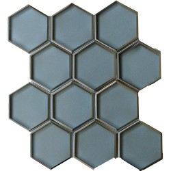 BRILLIANCE SLATE BLUE HEX 3""