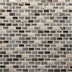 SEA JEWEL CREME SMALL BRICK