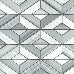 ZEBRINO DIAMOND MOSAIC